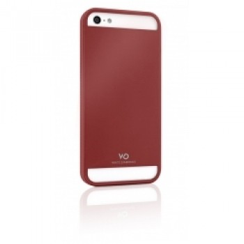 Husa din metal White Diamonds colectia Pure pentru Apple iPhone 5 red