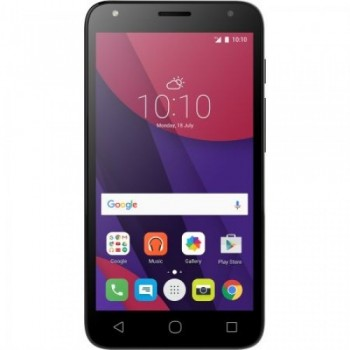 Alcatel 4034D Pixi 4 DUAL SIM Black 3G