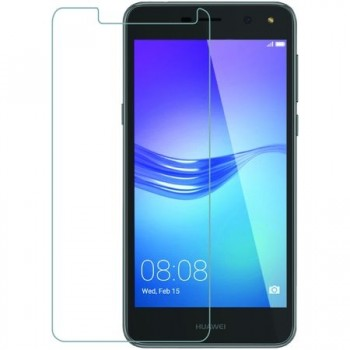 Folie protectie sticla transparenta, Huawei Y6