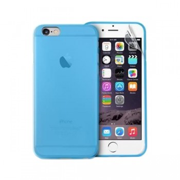 Carcasa ultraslim 0.3mm Iphone 6 blue