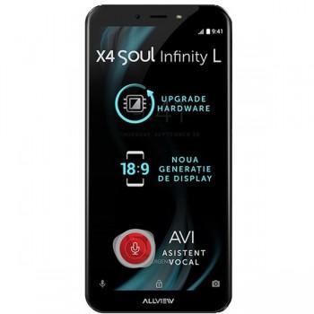 """ALLVIEW X4 Soul Infinity L, 5.7"""",13MP,16GB, 2GB RAM, Blue"""