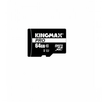 Card memorie Kingmax 64GB, Class 10