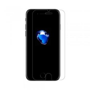 Folie ecran sticla securizata Nuglas pentru iPhone 7, Transparenta