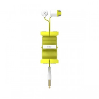 PHILO Casti In-Ear Yellow PH005YE