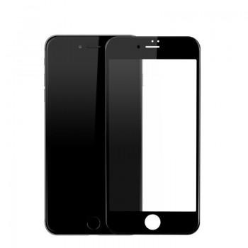Folie de protectie sticla iPhone 7 Plus Black