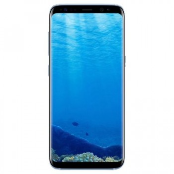 Samsung Galaxy S8 Plus, 64GB, 4G, Blue