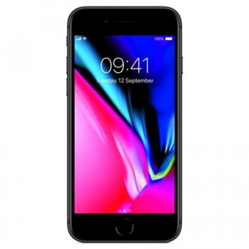 Apple iPhone 8, 64GB, 4G, Space Grey