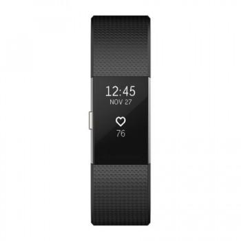 Bratara fitness Fitbit Charge 2, Large, Black