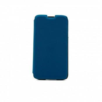 Husa flip pentru Samsung Galaxy J5 albastra