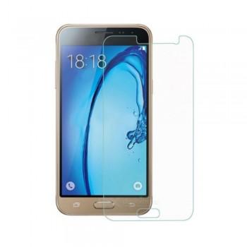 Folie ecran sticla securizata Nuglas Samsung Galaxy J3 2016, Transparenta