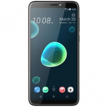 HTC Desire 12 Plus, Dual SIM, 32GB, 4G, Cool Black