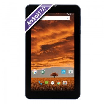 Tableta Vonino Pluri B7, 7 inch, IPS, Quad-Core 1.30GHz, 1GB,16GB, 3G, Dark Blue - 1