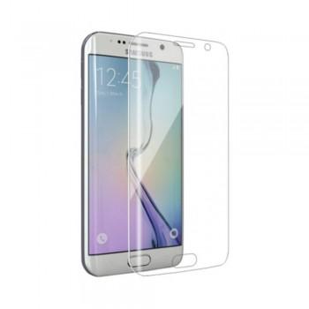 Folie ecran sticla securizata Nuglas Curved 3D pentru Samsung Galaxy S7 Edge, Transparenta
