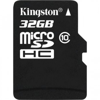 Card de memorie Kingston, 32GB, Clasa 10