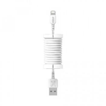 PHILO Cablu de date iPhone (MFi) White PH004WH