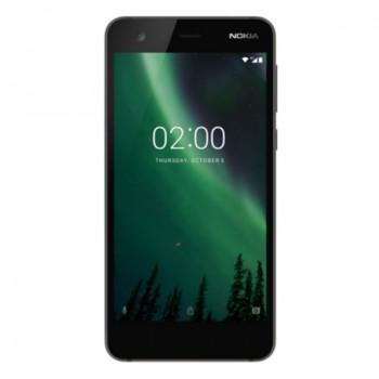 Telefon mobil Nokia 2, Dual SIM, 8GB, 4G, Black - 1