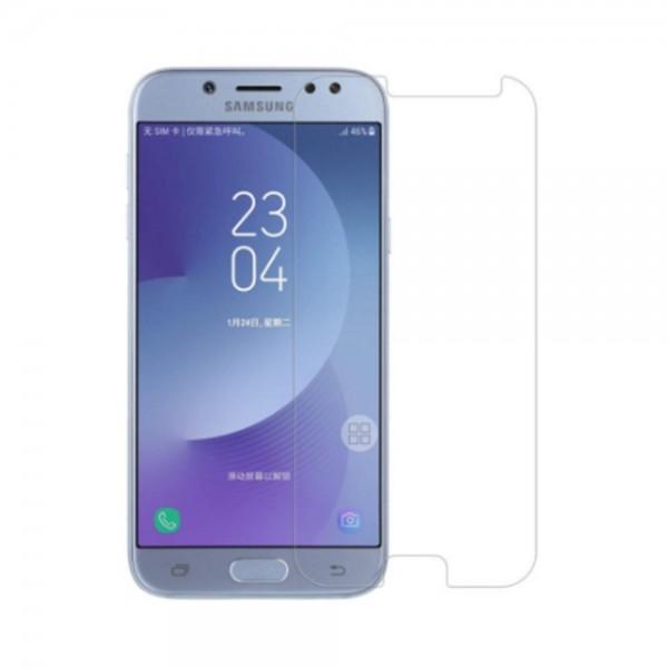Folie ecran sticla securizata Nuglas pentru Samsung J7 2017, Transparenta