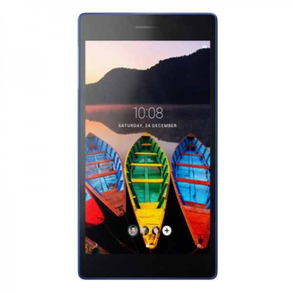 Tableta Lenovo Tab 3 TB3-730X, 7'', Quad-Core 1.3 GHz, 1GB, 8GB, 4G, IPS, Slate Black - 1