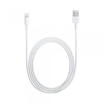 Cablu de date Apple, Lightning, 1m, Alb - 1