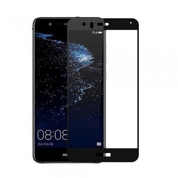 Folie protectie 3D Black Huawei P10