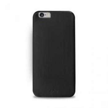 Carcasa Puro moale pentru iPhone 6 Black
