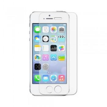 Folie ecran sticla securizata Lito pentru iPhone 5/5S/5C/SE, Transparenta