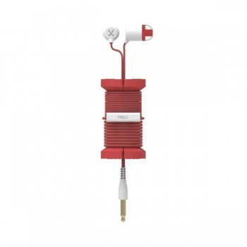 PHILO Casti In-Ear Philo Red PH005RD