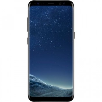 Samsung Galaxy S8, 64GB, 4G, Midnight Black