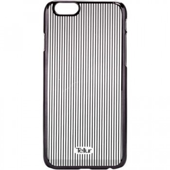 Carcasa spate Iphone 6 Stripes black Tellur