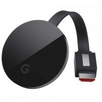Google Chromecast Ultra, 4k, Negru