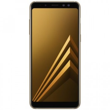 Samsung Galaxy A8 (2018), Dual SIM, 32GB, 4G, Gold