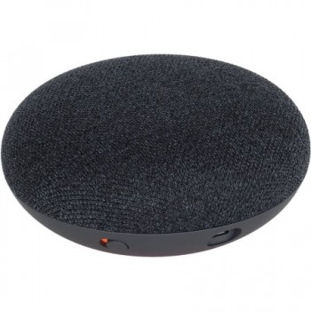 Boxa inteligenta Google Home Mini - Asistent personal inteligent cu control voce, Negru