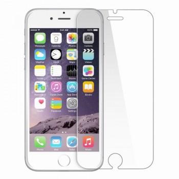 Folie ecran sticla securizata Nuglas pentru iPhone 6 Plus/6S Plus, Transparenta