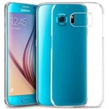 Carcasa Puro pentru Samsung Galaxy S6 Clear
