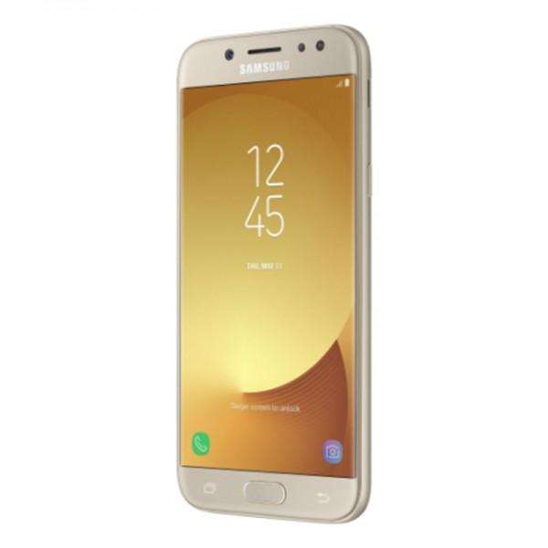 Telefon mobil Samsung Galaxy J7 (2017), Dual Sim, 16GB, 4G, Gold - 1